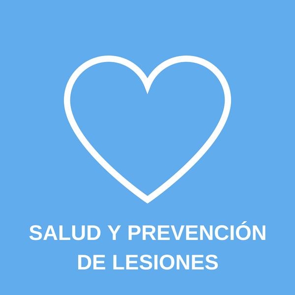 Salud y Prevención de Lesiones